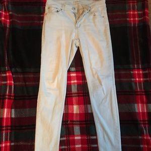 Rue21 Skinny light wash jeans